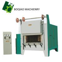 Buy cheap Multi Purpose Bogie Hearth Furnace , Resistance Heat Treatment Furnace from wholesalers