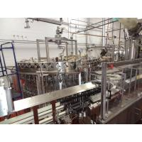 Buy cheap High Speed Carbonated Beverage Filling Machine For Cola / Sprite 8000 BPH from wholesalers