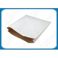 Buy cheap White Expandable Side-Gusset Self-Seal Rigid Mailing Envelopes For Office from wholesalers