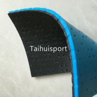 Wholesale Water Resistance Turf Pad Lawn Shock Pad Underlay Vertical Deformation Ball Rebounce from china suppliers