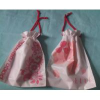 Wholesale Promotional Swimwear Drawstring Plastic Bags With Double Ropes from china suppliers