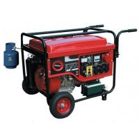 Wholesale 12V 6KW Air-Cooled Gas Petrol Duel Fuel Generator With AVR Alternator from china suppliers