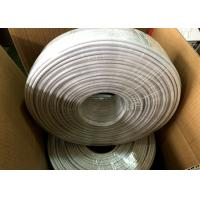 Wholesale RG59+2C Siamese Coaxial Cable with Power CCS Inner Conductor Transfer Video 100m from china suppliers