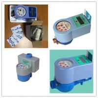 Wholesale Contactless Intelligent Water Meter With IC Card Prepaid For Measuring Meter Volume from china suppliers