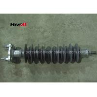 Wholesale 35kV Porcelain Post Insulators , High Voltage Insulators Long Service Life from china suppliers
