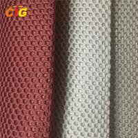Wholesale 100% Polyester Home Textile Products Sandwish Mesh Fabric 150 cm Width from china suppliers