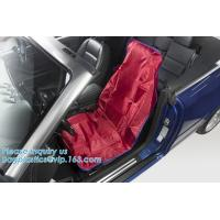 Wholesale Reusable Car Seat Cover Protector, Waterproof, Front Seat Cover For Universal Car Seat Airplane Seat Protective Covers from china suppliers