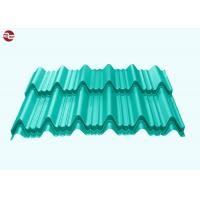 China Synthetic Prepainted PPGL Colour Coated Roofing Sheets galvanized steel sheet 2mm thick on sale