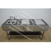 Buy cheap Combine buffet table noodle station from wholesalers