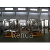Wholesale 9KW Bottled Water Carbonated Drink Filling Machine 10000 BPH ISO Certification from china suppliers