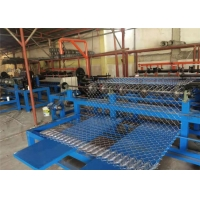 Wholesale Plc Control 4.5mm 30x30 Automatic Chain Link Machine For River Banks from china suppliers