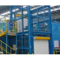Buy cheap 4kw Vertical Electric Hydraulic Goods Lift with 1000kg Loading Capacity from wholesalers