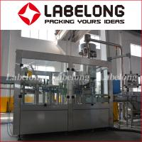 Wholesale Mineral Water Bottle Filling Machine Stainless Steel PLC Control CE Certification from china suppliers