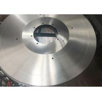 Wholesale Flame hardening teeth hot cut friction circular saw blade 65Mn material from china suppliers