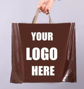 Wholesale Glossy Retail Bags - Shopping Bags For Boutique - Boutique Bags - Plastic Shopping Bags Trade Shows Vendor Supplies from china suppliers