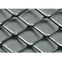 Wholesale Expanded Metal Wire Mesh Screen / Expanded Steel Mesh For Hood Filter from china suppliers