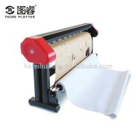 China Pattern Design CAD Plotter Machine 60 Meters / Hour 50 - 60Hz USB2.0 on sale