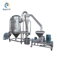 Wholesale 10-1000kg/Hr Industrial Grade Herbs Grinding Machine from china suppliers