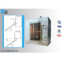 Wholesale Needle Flame Electrical Safety Test Equipment IEC60695-11-5 With CNAS Certification from china suppliers