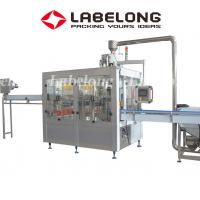Wholesale PET / Glass Bottle Liquid Bottling Machine For Juices Mineral Water Purified Water from china suppliers