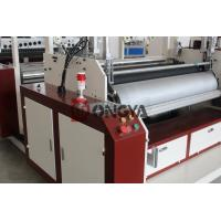 Buy cheap High Speed Cling / Stretch Film Extruder Machine 600 - 1000mm Width with Entire Frequency Conversion Control SLW-1000 from wholesalers