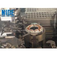 Buy cheap Three Needle Induction Motor Winding Machine Servo Motor Bldc Stator Coil from wholesalers