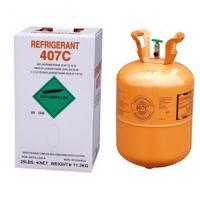 China R407C refrigerant gas with high purity on sale