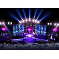 Wholesale Waterproof Outdoor Rental LED Display , 6000 Nits SMD Outdoor LED Display from china suppliers