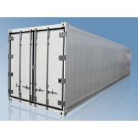 Wholesale High Performance 40ft Ultra Liner Reefer Container , Payload 26610KG from china suppliers