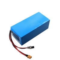 Wholesale Portable 17.5Ah 52v Lithium Battery Pack , li ion rechargeable battery from china suppliers