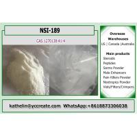 Buy cheap Nootropics Powder NSI-189 / NSI-189 phosphate The Neurogenic Compound 1270138-41 from wholesalers
