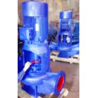 Quality ISGB,ISWB detachable pipeline centrifugal pump booster water pump detachable type for sale