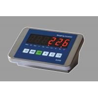 Buy cheap RS232 & RS485 Serial Ports Waterproof Electronic Weighing Indicator with IP67 from wholesalers