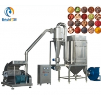 Wholesale SS304/316 BS Spice Powder Grinding Machine High Productivity from china suppliers