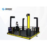Buy cheap Four Player Battle 9D VR Shooting Simulator With Auto Lifting Glasses from wholesalers