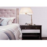 Quality Anti - Static Easy To Remove Wallpaper Flower Pattern With European Style for sale