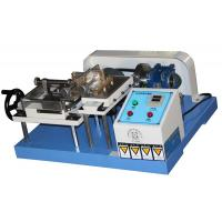 Buy cheap Leather Testing Equipment , Crumpling Resistance Crocking Test Machine for from wholesalers