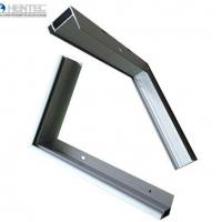 Wholesale Customerized Powder Spray Coated Frames For Solar Panels / 6063 / 6061 / 6060 from china suppliers