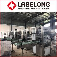 Wholesale Fully Automatic Shrink Sleeve Labeling Machine for Glass /Pet/Can Bottle from china suppliers