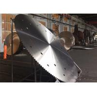 Buy cheap 75Cr1 material large saw blank and steel core for diamond saw blade from wholesalers