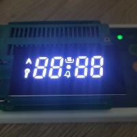 Buy cheap Customized Ultra White 4 Digit Seven Segment Display IC Compatible For Oven from wholesalers