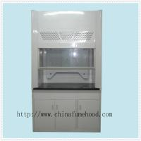 China Science Frp Exhaust Fume Hood Laboratory Fume Hood in Laboratory Ventilation System on sale