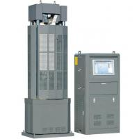 Wholesale Computer Controlled Servo Hydraulic Universal Testing Machine 100 Ton UTM Equipment from china suppliers