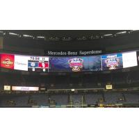 Wholesale P5.95 Newest Design Curved Outdoor Rental LED Screen for Advertising / Stadium from china suppliers