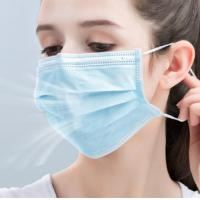 Wholesale Sterile Surgical Medical Mask Pharmacy Hospital 17.5*9.5cm High Filter Efficiency from china suppliers