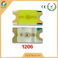 Wholesale smd led 1206 module with super brightness color for led smd lights from china suppliers