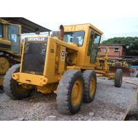 Wholesale used Caterpillar 12G motor grader  CAT 12G motor grader new painting from china suppliers