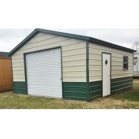 Wholesale Small Warehouse Steel Structure With Rolling Door And Single Door from china suppliers