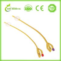 Buy cheap Long Term Two Way Foley Catheter Syringe For Men 30ml With Plastic Valve from wholesalers