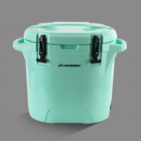 Wholesale LLDPE Outdoor Leisure Products Portable Rotomolded Cooler With Fish Ruler from china suppliers